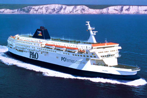 P&O Ferries back to pre-recession levels and set for record year