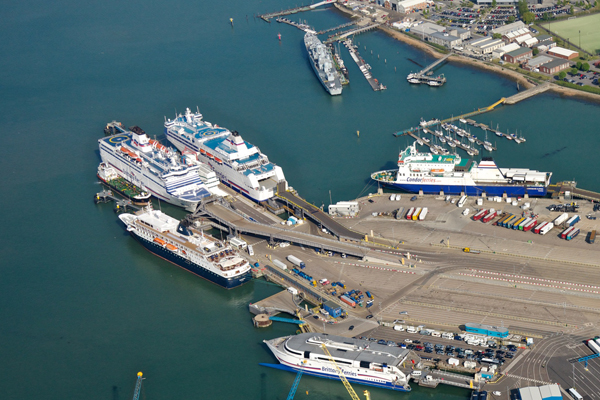 Portsmouth international port exceeds two million passengers in 2016