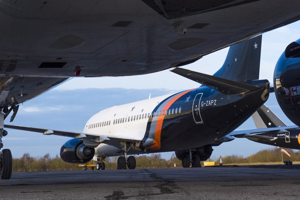 Titan Airways takes on 35 former Monarch employees