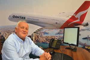 Readers' Lives: Tim Giles of World Market Travel
