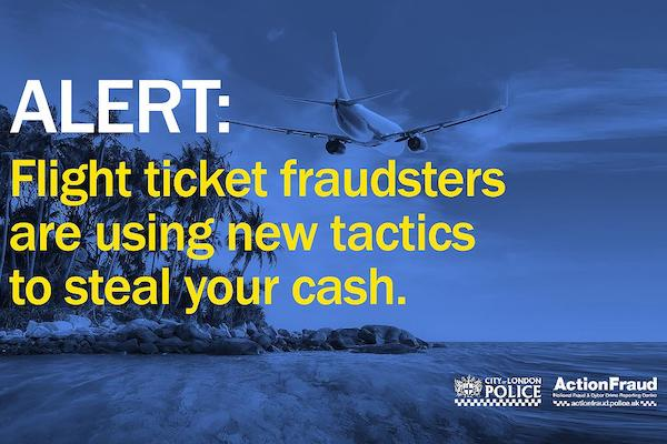 Holidaymakers fall victim to new fraud tactics