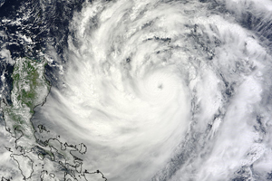 Asia typhoon alerts issued