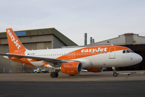 EasyJet sees October passenger numbers rise 10%