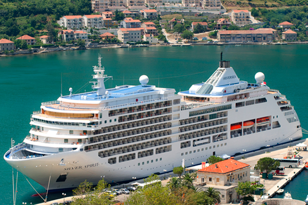Silversea ship Silver Spirit to be extended by 49ft