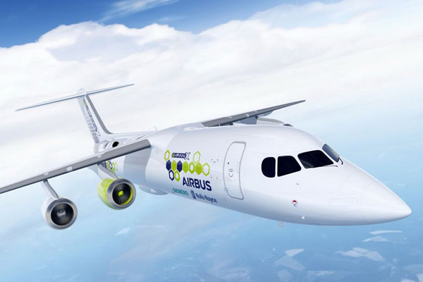 Airbus, Rolls-Royce and Siemens collaborate for hybrid electric engine aircraft tech
