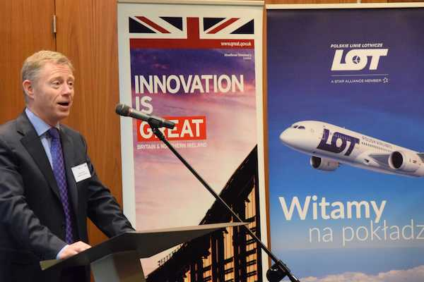LOT Polish Airlines to launch London City service to Warsaw