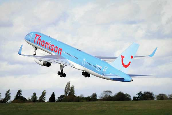 Thomson flight grounded after 'Jihadist' Wi-Fi scare