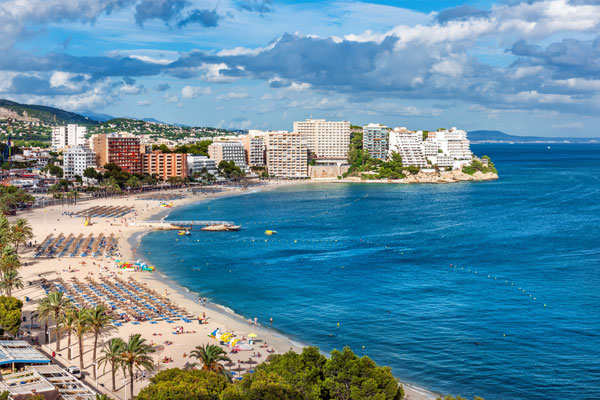 Magaluf hails successful start in bid to improve reputation