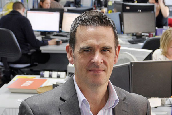 Colin Wilson to leave Travelsphere after more than a decade