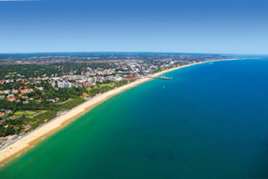 Bournemouth tops overseas resorts in holiday price rise list