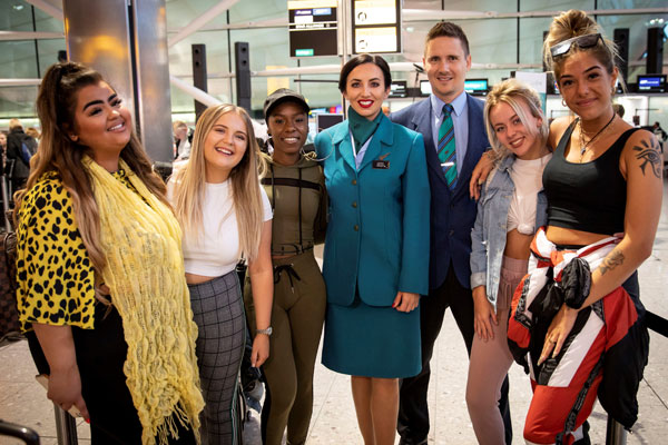 Aer Lingus becomes airline partner of The X Factor