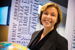 Big Interview: Joanna Wild, retail director of Thomas Cook