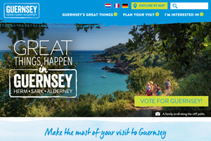 VisitGuernsey credits boost in visitors to TV ad campaign