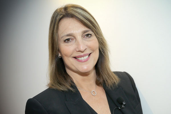 Special Report: Travel Weekly Business Lunch with Dame Carolyn McCall