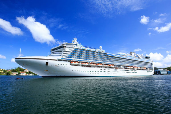Princess Cruises crew member killed in suspected explosion