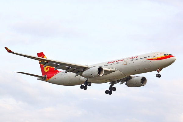 Hainan Airlines to add first direct flight from Scotland to China