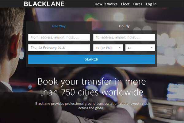 Blacklane to offer agents commission on private driver services