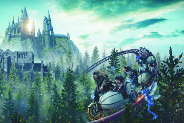 Motorbike adventure to be latest Universal Orlando Harry Potter attraction