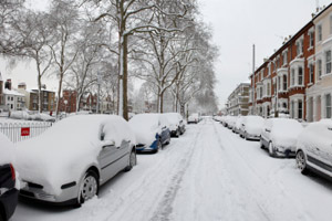 Airport delays continue following UK snowfall