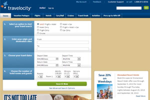 Expedia agrees deal for its technology to run Travelocity