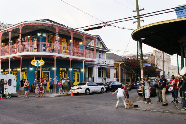 Fatal shooting in New Orleans tourist zone