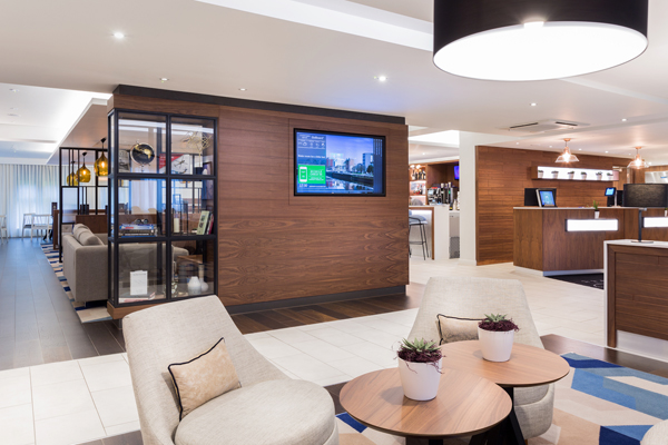 Glasgow Airport Courtyard by Marriott adds 56 rooms