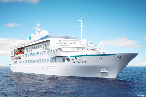 Security concerns prompt Crystal Cruises to drop Turkey calls