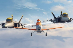 BA and Disney collaborate on 'Planes' promo
