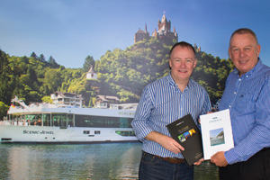 Andrew Dickson makes return to travel with Scenic Tours