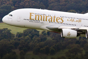 Emirates 'superjumbo' makes Sri Lanka emergency landing