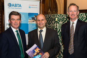 Abta takes its message to Parliament
