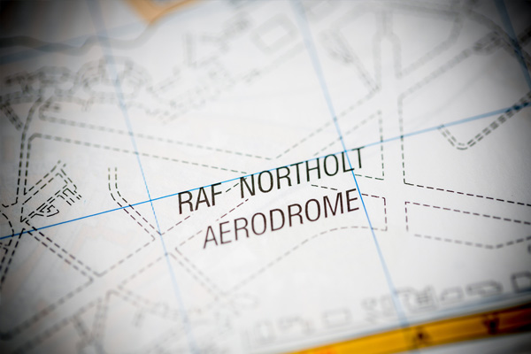 Flybe boss backs RAF Northolt plan to ease air capacity crunch