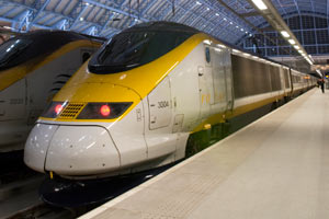 Eurostar growth gathers pace during first half of 2013