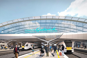 Gatwick outlines plans for a train departure to London every three minutes