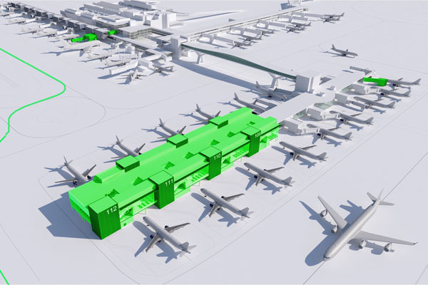 Gatwick unveils £1bn five-year investment plan