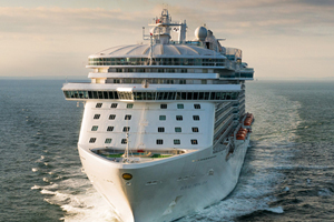 'Real appetite' for ship visits, says Princess Cruises