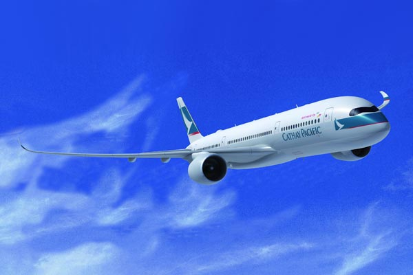 Cathay Pacific half year profits slump by 82%