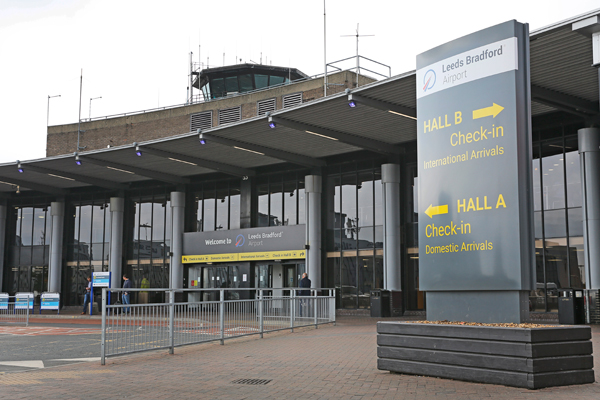 Leeds Bradford airport wins expansion approval