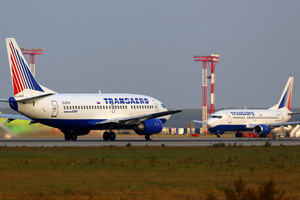 Transaero suspends Moscow Sheremetyevo operations