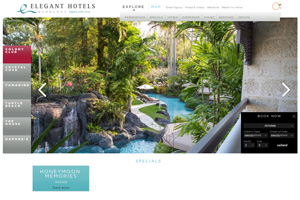 Elegant Hotels reports 'solid' winter peaks