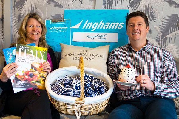 400 agents sign up to Inghams' training portal in first week