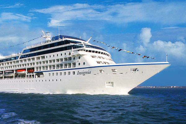 Oceania to sail from Manhattan
