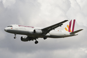 Germanwings plane crashes in southern France
