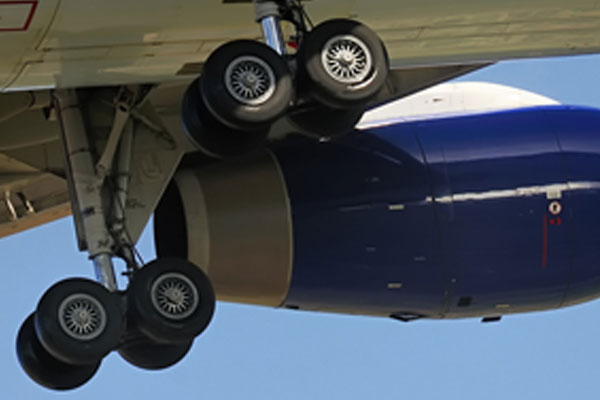 Heathrow deploys landing gear rules in 'blueprint for noise reduction'