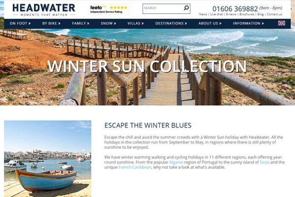 Headwater releases new Winter Sun Collection