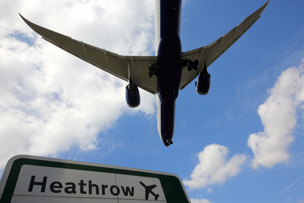 Industry leaders hail Heathrow announcement [Updated]