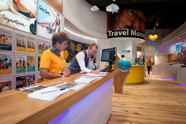 Thomas Cook to open Discovery store in Belfast before end of year