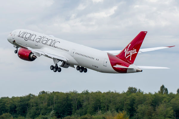 Air France-KLM buys into Virgin Atlantic as Branson relaxes control