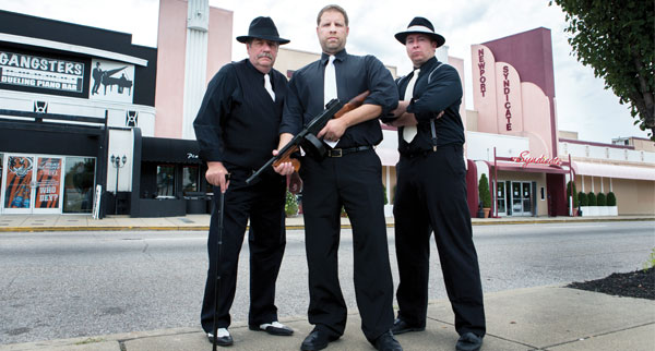 Kentucky gangster tours