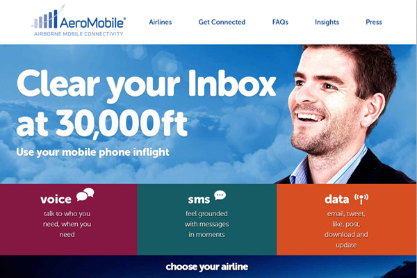 3G mobile gets airborne with AeroMobile and Air Berlin